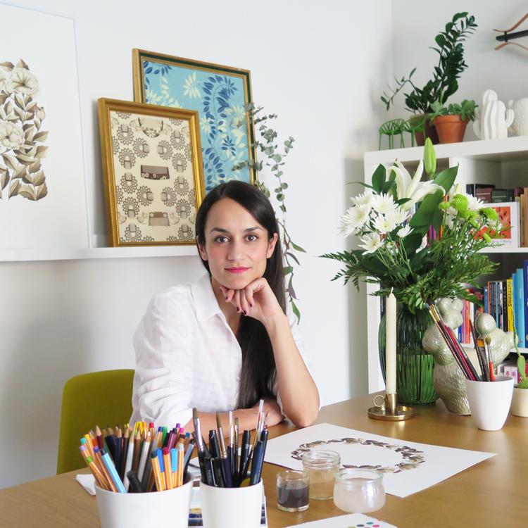 ELISABETH ARANDA | ILLUSTRATOR & PATTERN DESIGNER