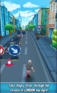 Angry Gran Run v1.40 Mod Unlocked Apk Download