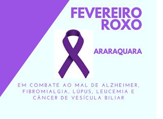 Com Campanha Fevereiro Roxo, regional do Sindpd em Araraquara quer conscientizar sobre o Mal de Alzheimer