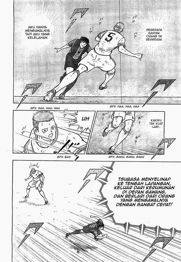 Captain Tsubasa – Rising Sun Chapter 01-21