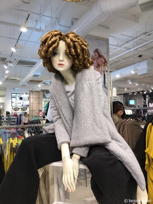 оформление бутиков женской одежды