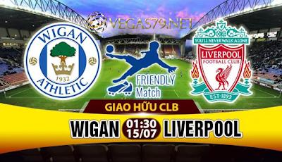 Nhận định, soi kèo nhà cái Wigan vs Liverpool