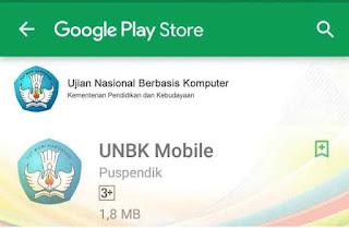 Aplikasi UNBK  Berbasis Android Puspendik