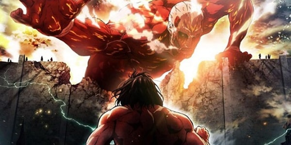 Attack On Titan Anime Paling Banyak dinonton Online