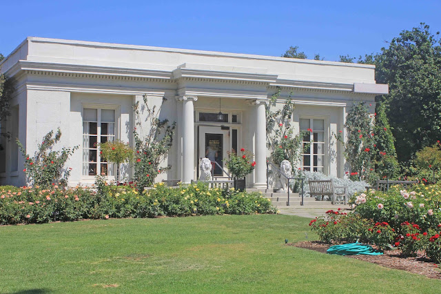 Western Sojourns: Travels with Camissonia: THE HUNTINGTON LIBRARY ...