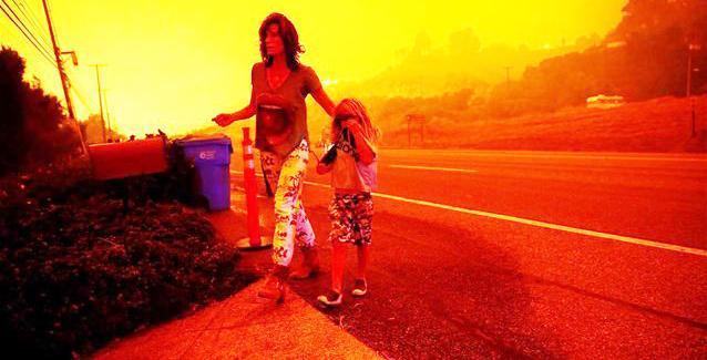 Καλιφόρνια: Τουλάχιστον 42 οι νεκροί στην πιο φονική πυρκαγιά στην ιστορία της πολιτείας