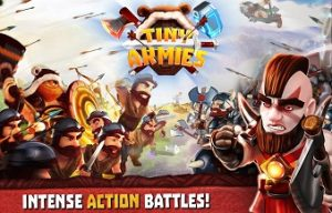 Tiny Armies Online Battles MOD APK 2.0.2 Unlimited Money