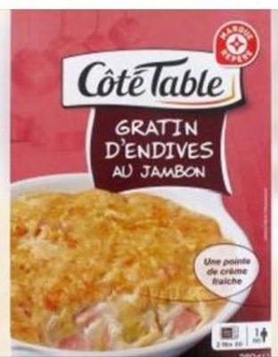 Leclerc Gratin Dendives Au Jambon
