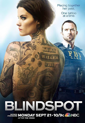 Blindspot (TV Series) S02 DVD R2 PAL Spanish