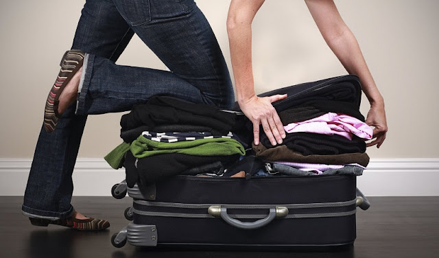 Melhores maneiras de transportar suas bagagens