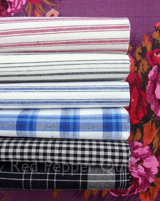 Essentials by Gertrude Made for Ella Blue Fabrics | © Red Pepper Quilts 2017