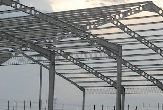 Konstruksi Baja Konvensional