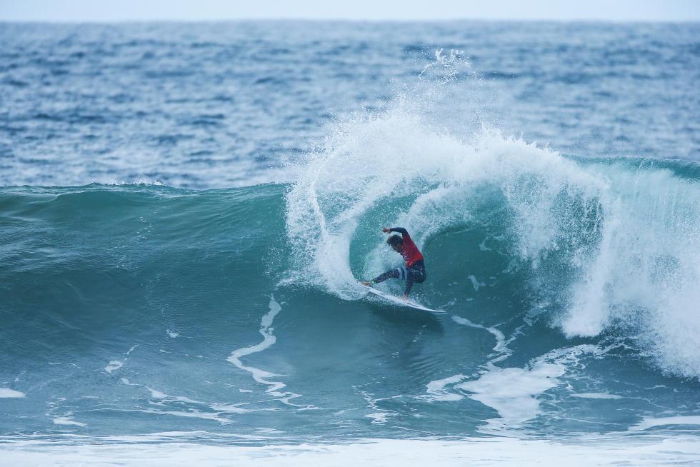 9 Conner Coffin Rip Curl Pro Bells Beach Foto WSL Ed Sloane