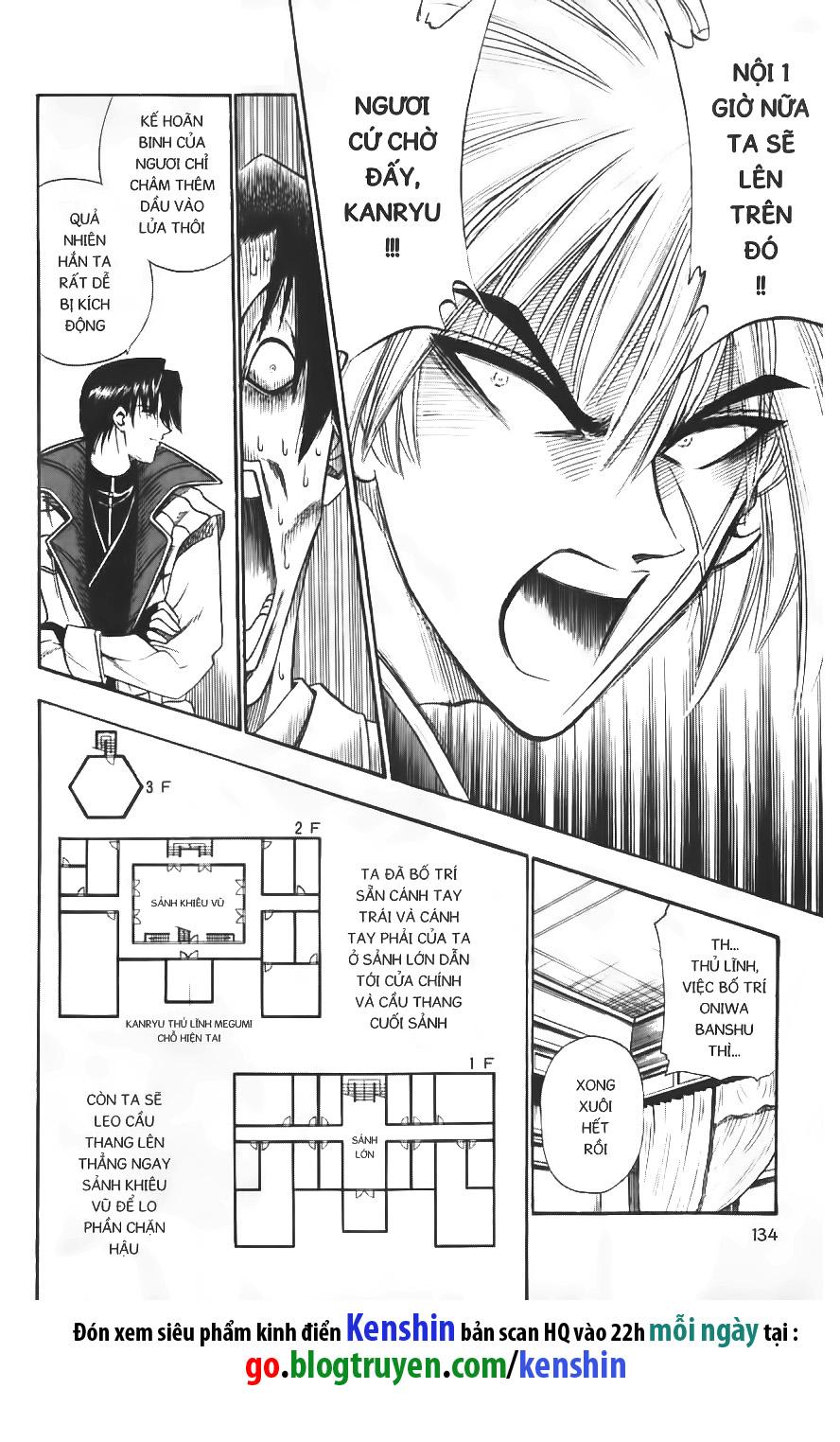 Rurouni Kenshin chap 22 trang 13