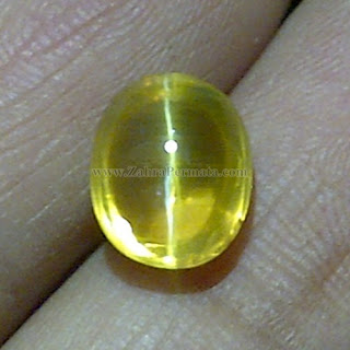 Batu Permata Opal Cat Eye - ZP 856