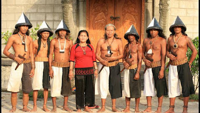 Mengenal Suku Dayak Hindu-Budha Bumi Segandu Indramayu