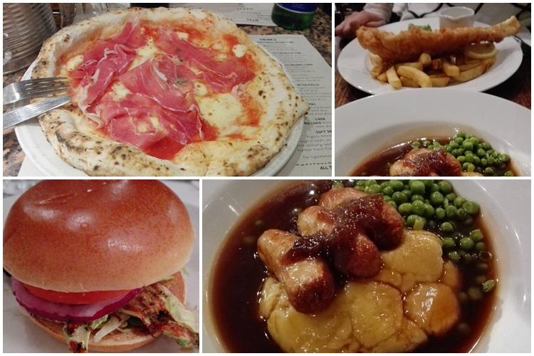 London Travelguide, 6 Tage London, London Foodguide, Tipps Londontrip, Günstig Essen London