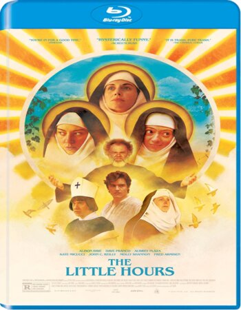 The Little Hours (2017) Dual Audio Hindi 480p BluRay 300MB ESubs Movie Download