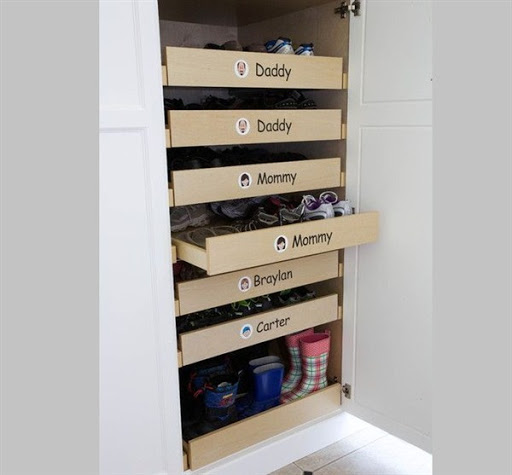 shoe storage cabinet with name, best way to organize your shoe collection