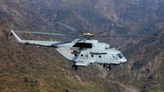 Helikopter Mi-17 Angkatan Udara India