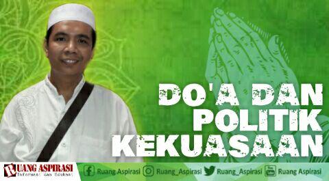 Do'a dan Politik Kekuasaan