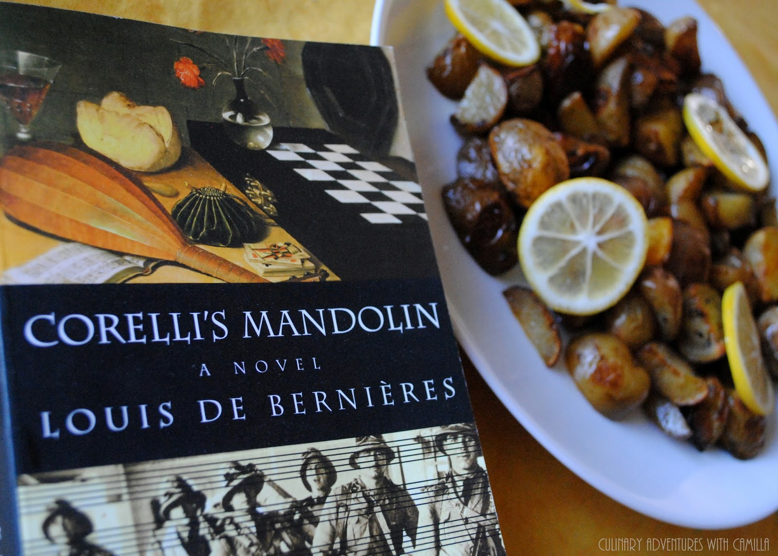Culinary Adventures with Camilla: ROUND-UP: Corelli's ...