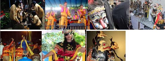 Kesenian Tradisional Yang Masih Eksis Di Kabupaten Pangandaran