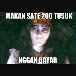 10 Meme Suzanna 'Sundel Bolong' Ini Bikin Ketawa Cekikikan