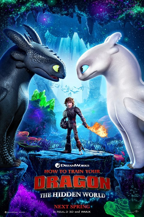 Review Filem How To Train Your Dragon: The Hidden World