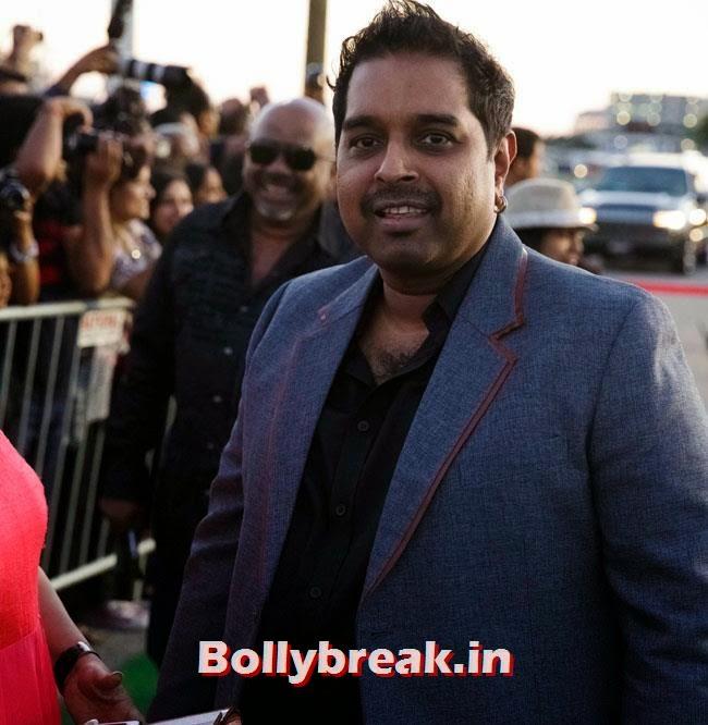 Shankar Mahadevan, IIFA Awards 2014 Pics