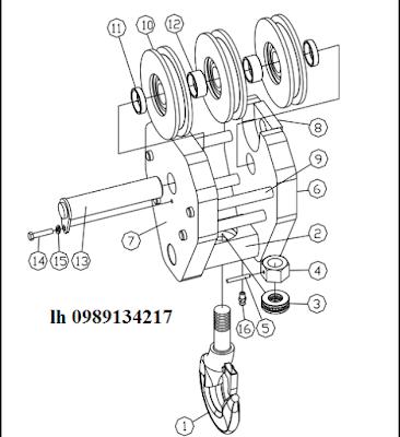 Moc cau Dongyang 6 tan SS1404-SS1406
