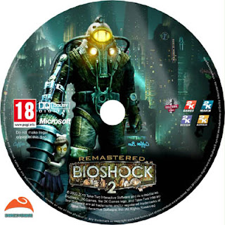 BioShock 2 Remastered Disc Label