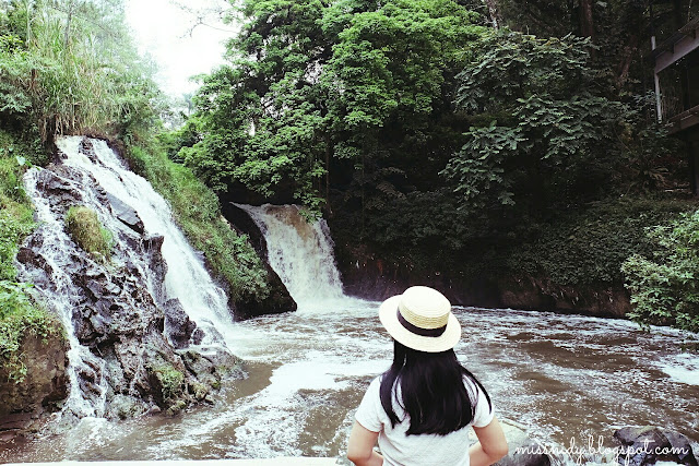 maribaya waterfall bandung