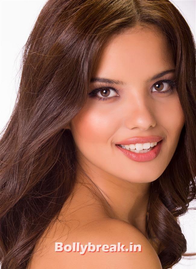 Miss Croatia, Miss Universe 2013 Contestant Pics