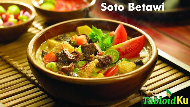 Resep Soto Betawi