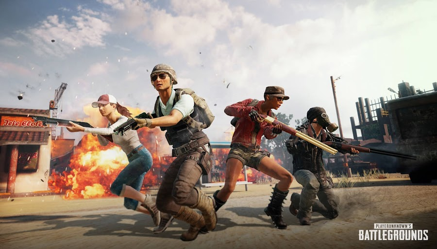 pubg new mode map event