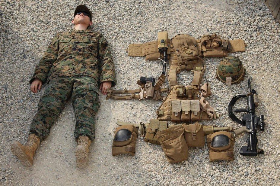 Морпіх Корпусу морської піхоти США