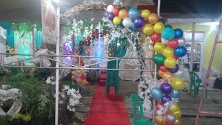 Balon Dekorasi Khitanan / Sunatan Termurah Di Jakarta