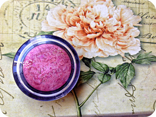 Makeup Revolution Vivid Baked Blush