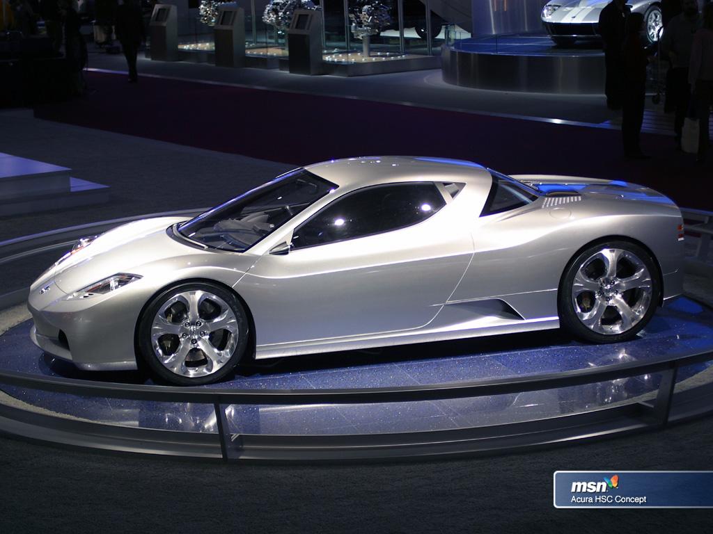 All Car Reviews 02: The 2011 Acura NSX sportcar Design of ...