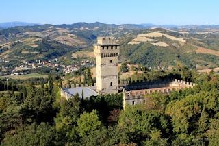 Rocca delle Caminate - Meldola e Predappio