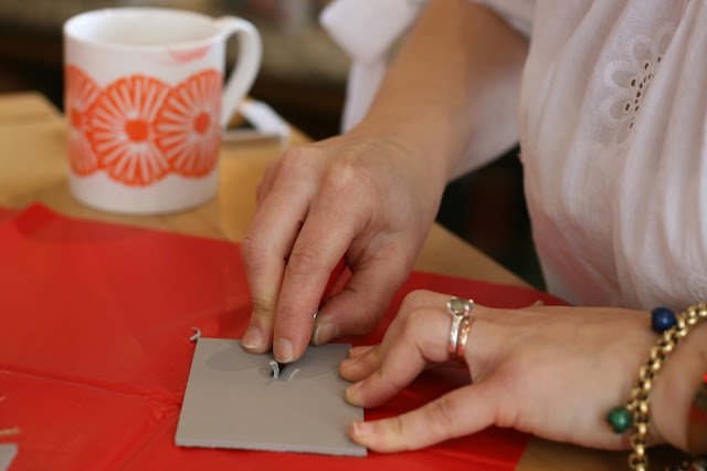 lino cutting craft in lewes