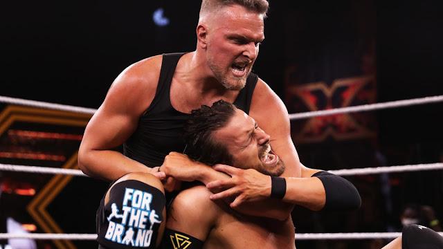 Pat McAffe diz não saber se voltará ao WWE NXT