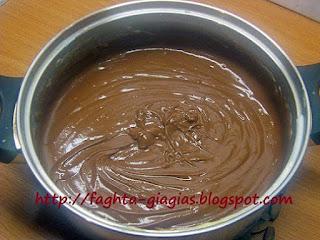 Κρέμα σοκολάτας με κορν φλάουρ - από «Τα φαγητά της γιαγιάς»