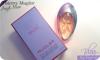 Parfum Angel Muse : Thierry Mugler