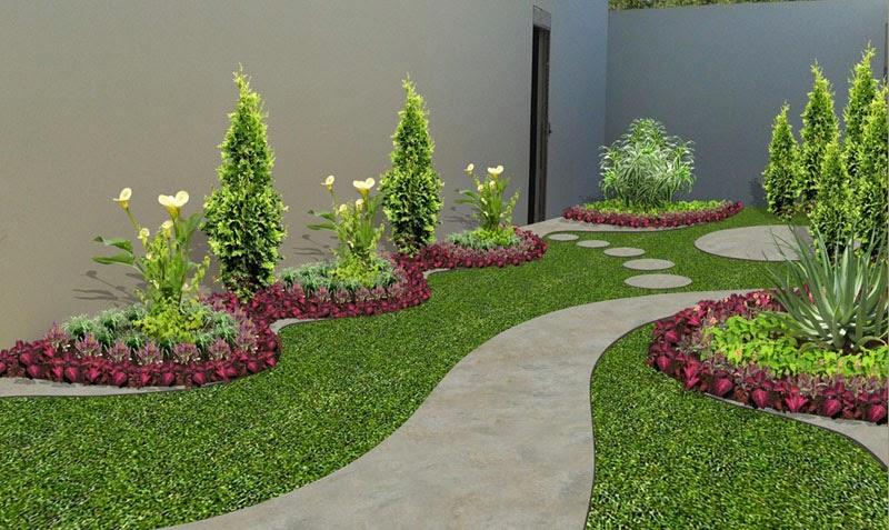 Cuanto cuesta y como construir un jard n 7 pasos for Como arreglar un jardin pequeno