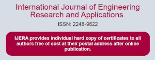 International Journal of Engineering Research and Applications (IJERA)