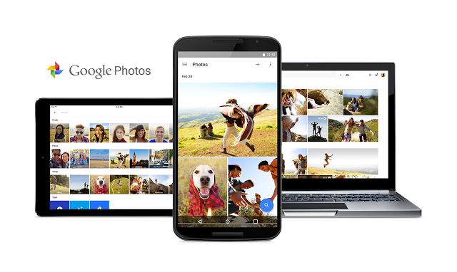 A fresh approach to Photos - Google Photos