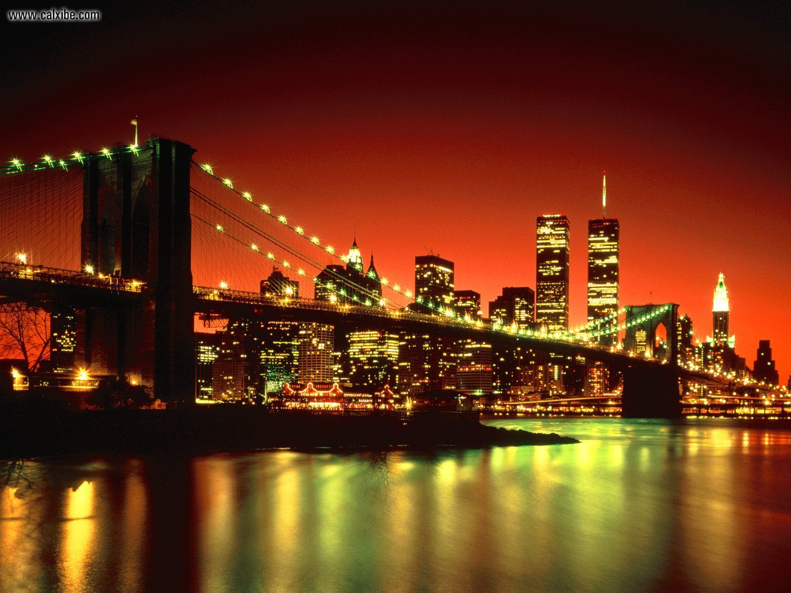 Brooklyn Bridge, New York ~ men's dreams