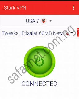 9Mobile Free Browsing Cheat August 2017 On Stark VPN